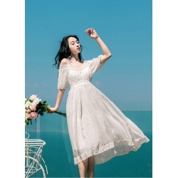 Women's White Sleeveless Maxi Dresses Wedding Formal found on MODAPINS from Zilingo AU for USD $44.12