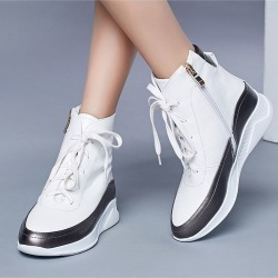 Women Fashion Casual Sports Shoes Boots Duantong Boots found on MODAPINS from Zilingo AU for USD $43.68