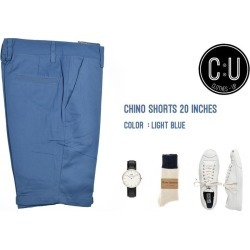 15. Chino: Light Blue 20 Inches found on Bargain Bro India from Zilingo AU for $17.05