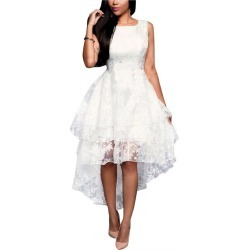 Sleeveless Formal Dress found on MODAPINS from Zilingo AU for USD $33.21