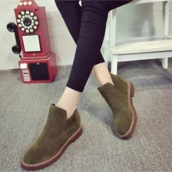 Women Casual Sports Flat Boots found on MODAPINS from Zilingo AU for USD $23.91