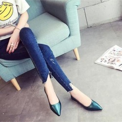 Women Casual Flat Single Shoes Comfortable Shoes found on Bargain Bro India from Zilingo AU for $29.36