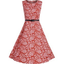 High Waist Vintage Print A Line Dress found on MODAPINS from Zilingo AU for USD $28.74