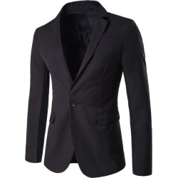 Simple One Button Blazer found on MODAPINS from Zilingo AU for USD $27.56