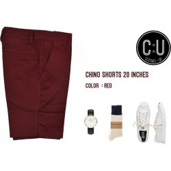 33. Chino: Red 20 Inches found on Bargain Bro India from Zilingo AU for $17.05