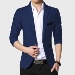 Men's Casual Suit Jacket found on MODAPINS from Zilingo AU for USD $34.14