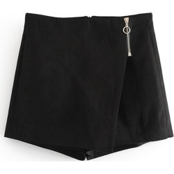 Mini Zipper Shorts found on MODAPINS from Zilingo AU for USD $11.91