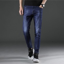 Jeans Men's Elasticity Slim Pants Casual found on MODAPINS from Zilingo AU for USD $44.27