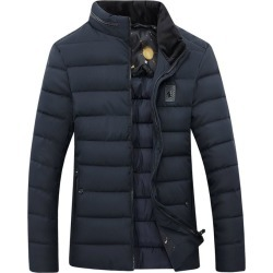 Men's Fashion Casual Long Cotton Coat found on MODAPINS from Zilingo AU for USD $41.27