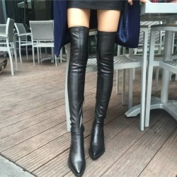 Fashion Shoes Women Classic Flat Boots found on MODAPINS from Zilingo AU for USD $23.91