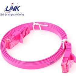 5055x Cat 5e Flat Patch Cord