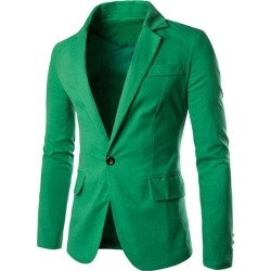 Lapel Edging Casual Blazer found on MODAPINS from Zilingo AU for USD $35.84