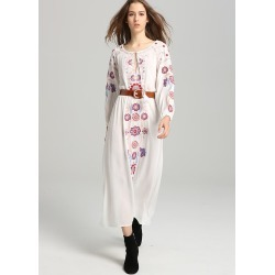 Long Sleeve Beach Dresses found on MODAPINS from Zilingo AU for USD $56.05
