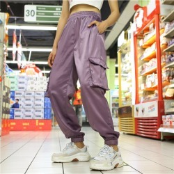 Multi-pocket Pants Cargo found on MODAPINS from Zilingo AU for USD $29.52