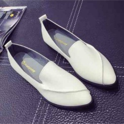 Women Casual Flats found on Bargain Bro India from Zilingo AU for $27.87
