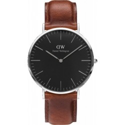 Classic Black St. Mawes 40mm Silver found on Bargain Bro India from Zilingo AU for $281.33
