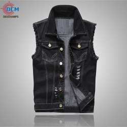 Men's Solid Color Cowboy Vest Hole Vest Sleeveless Costume found on MODAPINS from Zilingo AU for USD $59.00