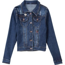 Denim Jacket, Women's Slinky, Denim Jacket found on MODAPINS from Zilingo AU for USD $37.61