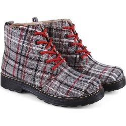 Women Autumn Winter Casual Non-slip Flat Boots found on MODAPINS from Zilingo AU for USD $24.80
