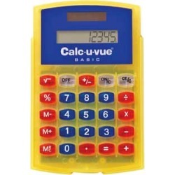 Basic Student Calc U Vue Calculator by Learning Resources