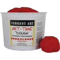 Sargent Art 3lb Art Time Dough Red by SARGENT ART