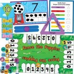 Kindependence Math Activities Kit 1 by Really Good Stuff Inc