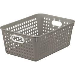 Large Rectangle Book Basket Single Basket Pebble by Really Good Stuff Inc