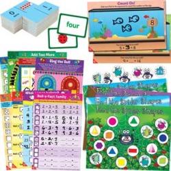 Kindependence Math Activities Kit 4 by Really Good Stuff Inc