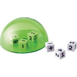 Dice Domes Math Activity Set by Learning Resources
