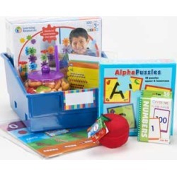 Educational Games For 5 Year Olds Deluxe Kit by Really Good Stuff Inc
