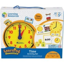 Time Activity Set by Learning Resources
