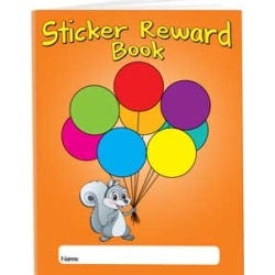 Sticker Reward Books by Really Good Stuff Inc