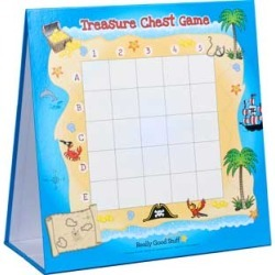 Treasure Chest Game Tent by Really Good Stuff Inc