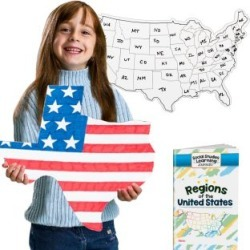 United States Of America Kit by Really Good Stuff Inc