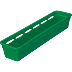 Ruler And Supplies Baskets 12 Pack Green by Really Good Stuff Inc