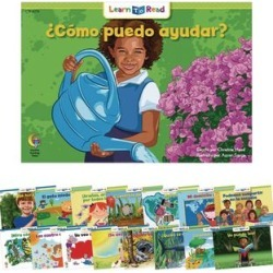 Spanish Language Learn To Read 16 Book Set by Creative Teaching Press