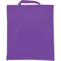 Solid Color Book Pouches Set Of 36 Purple by Really Good Stuff Inc