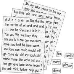 Magnetic Sight Words by Educational Insights Bought by Learning Resources