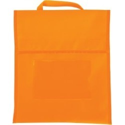 Solid Color Book Pouches Set Of 36 Orange by Really Good Stuff Inc