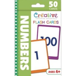 Flash Card Numbers by PBS PUBLISHING