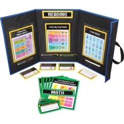 Math And Reading Center Work Office Kit Grade 1 by Really Good Stuff Inc