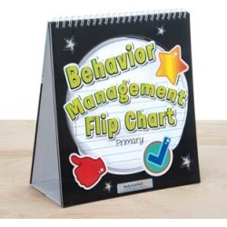 Behavior Management Flip Chart Primary by Really Good Stuff Inc
