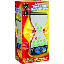 Classroom Timer Noise Meter by PRIMARY CONCEPTS