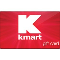 $100.0 Kmart Gift Card at 2.7% off found on Bargain Bro Philippines from Raise.com for $97.25
