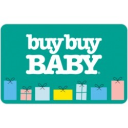 $25.0 buybuy Baby® Gift Card at 0.1% off found on Bargain Bro Philippines from Raise.com for $24.98