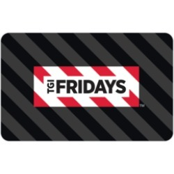$50.0 TGI Fridays Gift Card at 0.0% off found on Bargain Bro Philippines from Raise.com for $50.00