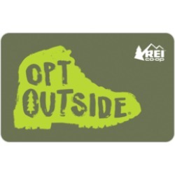 $25.00 REI Gift Card at 3.0% off found on Bargain Bro Philippines from Raise.com for $24.26