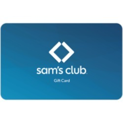 $100.0 Sam's Club Gift Card at 0.0% off found on Bargain Bro India from Raise.com for $100.00