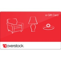 $48.25 Overstock Gift Card at 3.5% off found on Bargain Bro India from Raise.com for $48.25