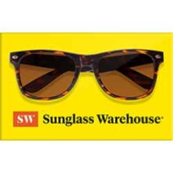 $20.0 Sunglass Warehouse Gift Card at 25.0% off found on Bargain Bro Philippines from Raise.com for $15.00